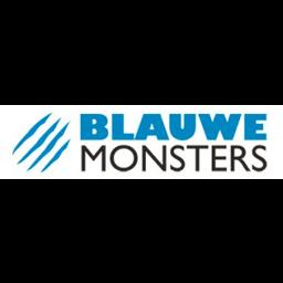 Blauwe Monsters