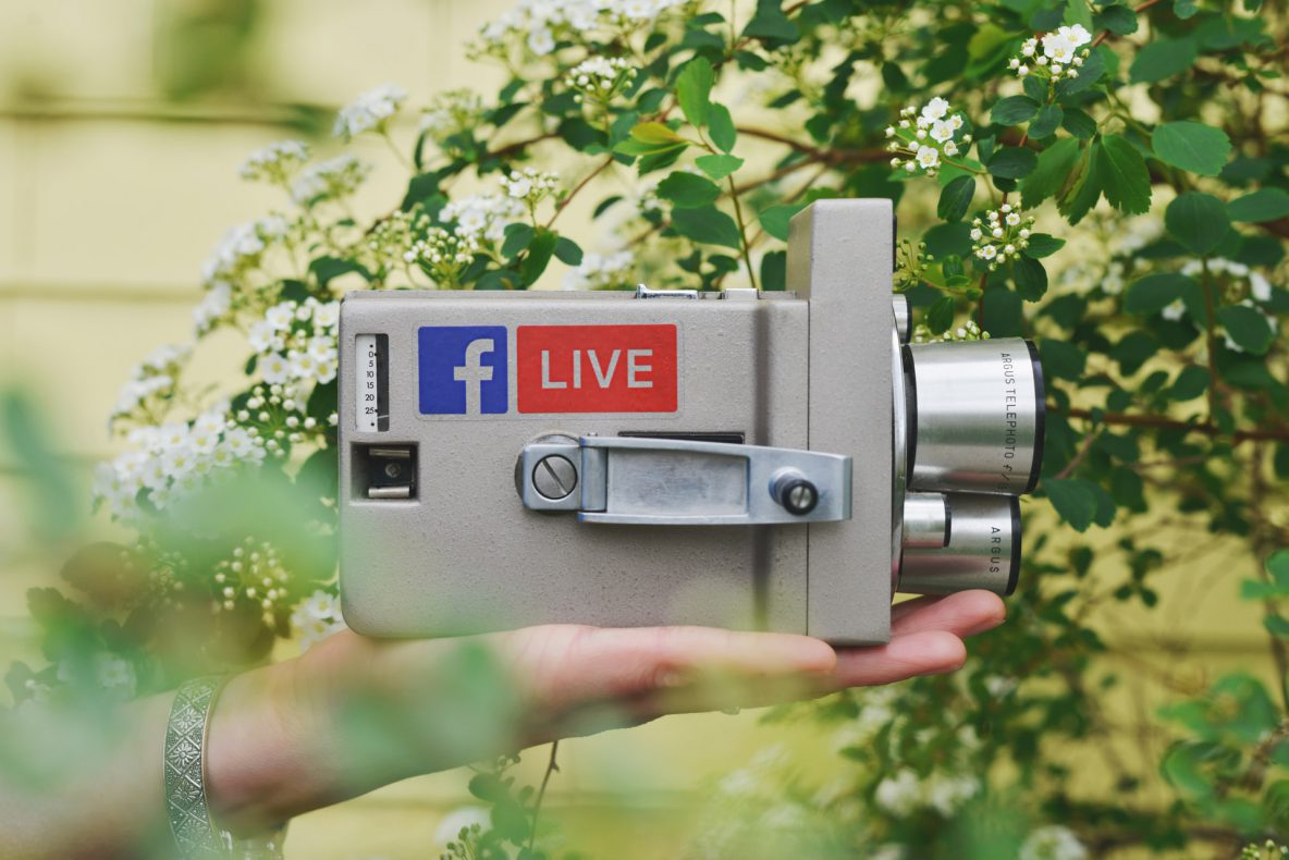 livestreams op social media kanalen