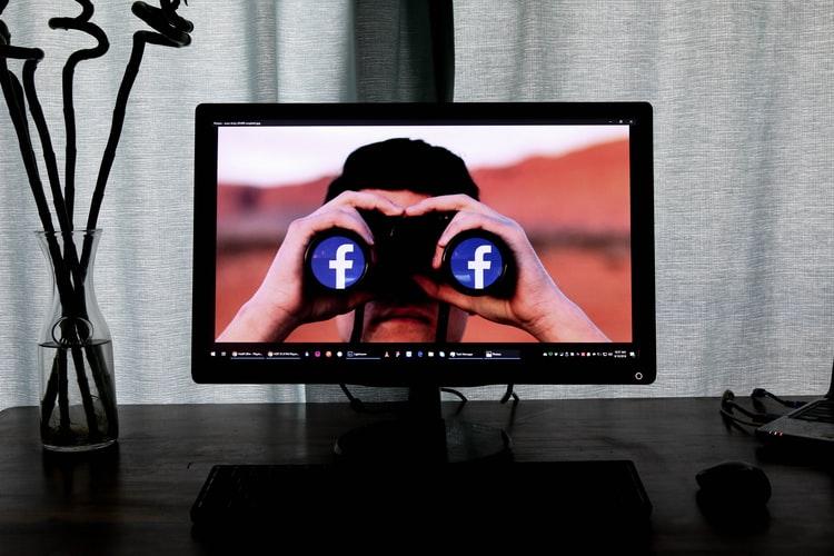 Facebook verkeer stijging door corona